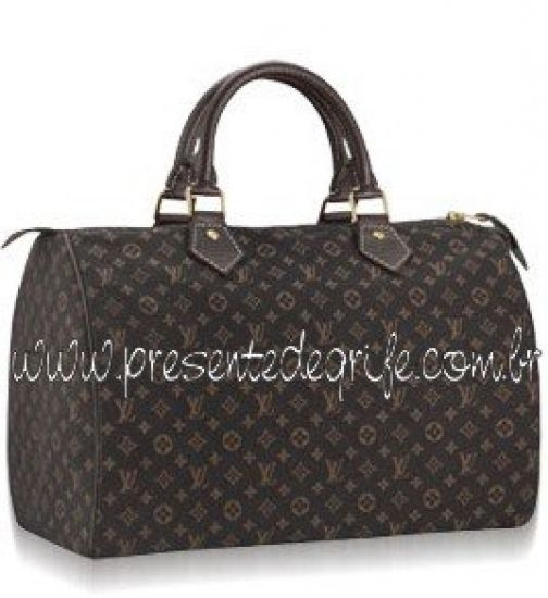 BOLSA LOUIS VUITTON MINI LIN SPEEDY
