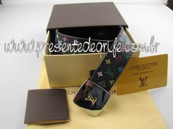 CINTO LOUIS VUITTON UNISSEX MULTICOLORE 03