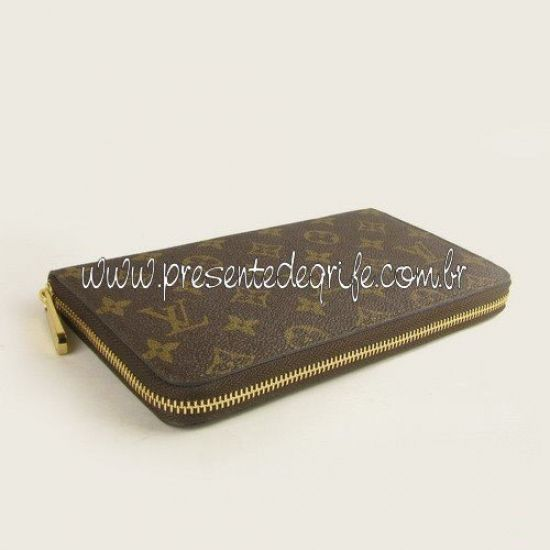 CARTEIRA LOUIS VUITTON ZIPPY MONOGRAM 02