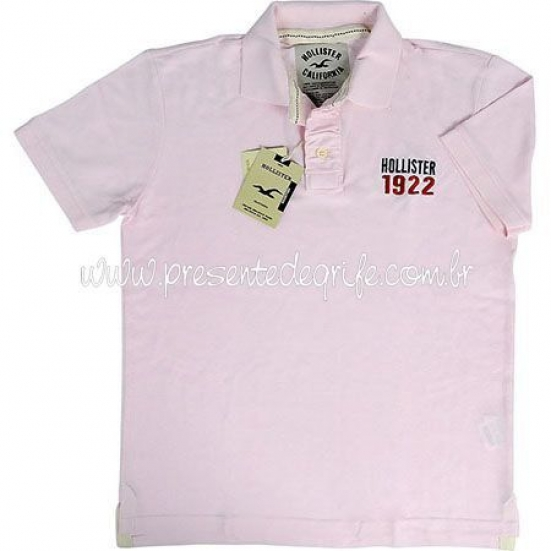 CAMISA HOLLISTER POLO HOL05 **OUTLET**