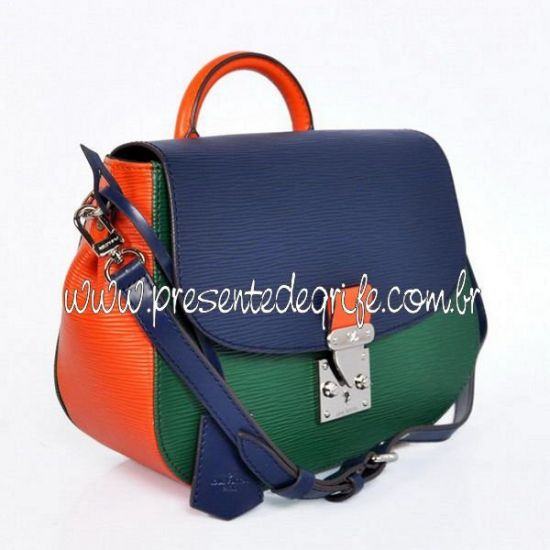 BOLSA LOUIS VUITTON EDEN EPI LEATHER MULTICOLLOR