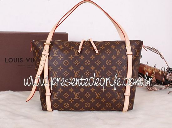 BOLSA LOUIS VUITTON TUILERIES MONOGRAM