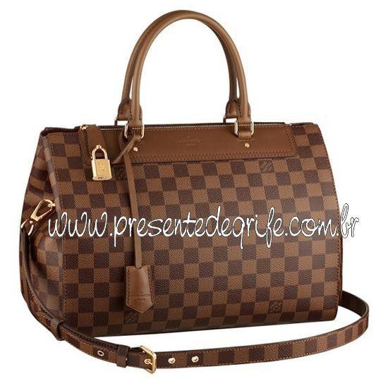 BOLSA LOUIS VUITTON GREENWICH DAMIER EBENE