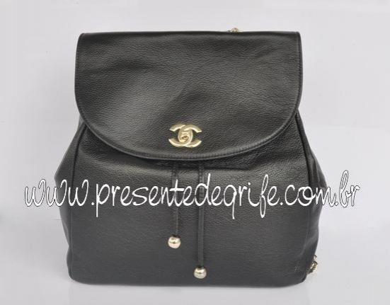MOCHILA CHANEL CALFSKIN LEATHER