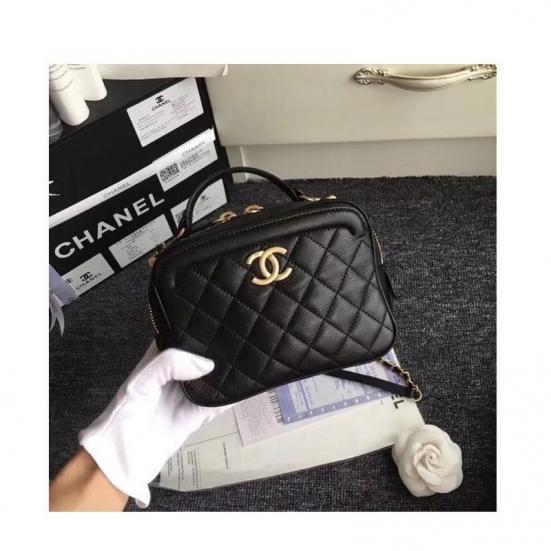BOLSA CHANEL FLAP BAG VANITY CASE A57905