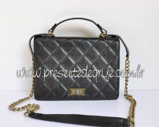 BOLSA CHANEL GLAZED CRACKLE