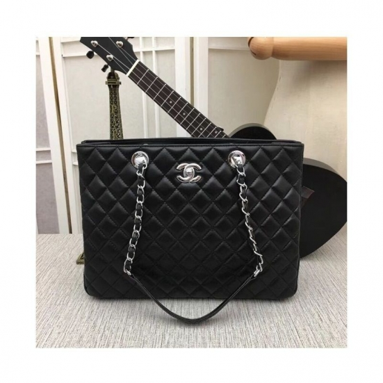 BOLSA CHANEL SHOPPING TOTE 35769