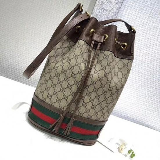 BOLSA GG CANVAS SHOULDER BAG 540457