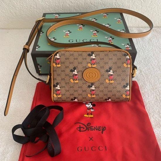 BOLSA DISNEY GG SHOULDER BAG 602536