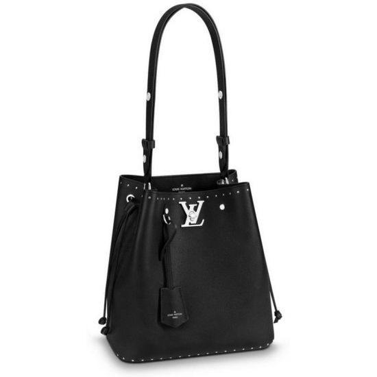 BOLSA LOUIS VUITTON BUCKET LOCKME M43878
