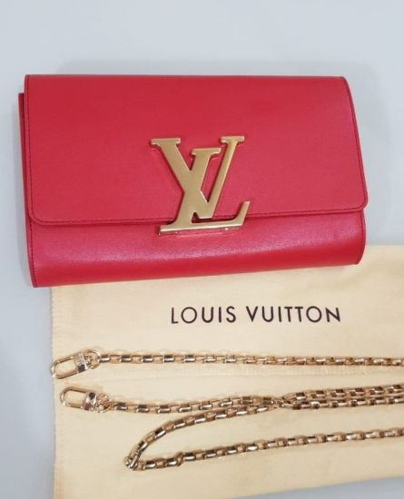 BOLSA LOUIS VUITTON CHAIN LOUISE M41279 **OUTLET**