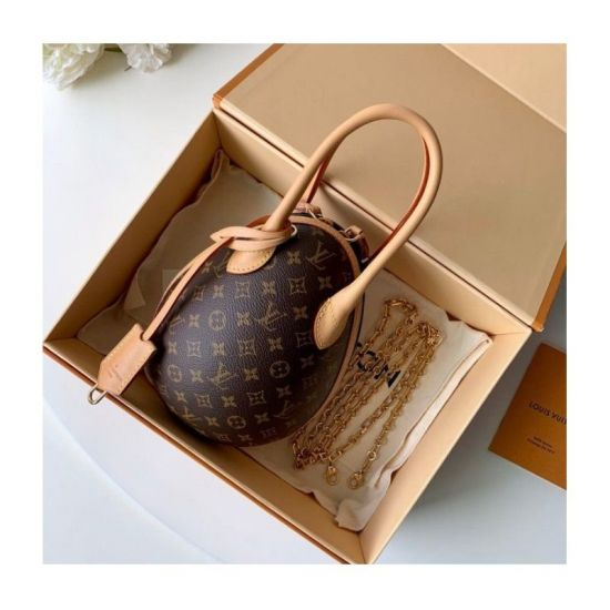 BOLSA LOUIS VUITTON EGG MONOGRAM M44587