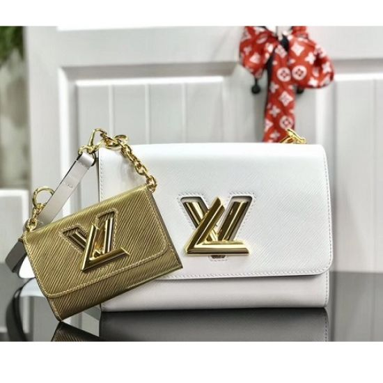 BOLSA LOUIS VUITTON TWIST & TWISTY M55683