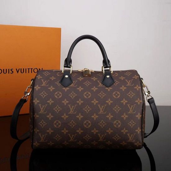 BOLSA LOUIS VUITTON SPEEDY BANDOULIERE MONOGRAM M48284