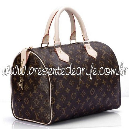 BOLSA LOUIS VUITTON SPEEDY MONOGRAM