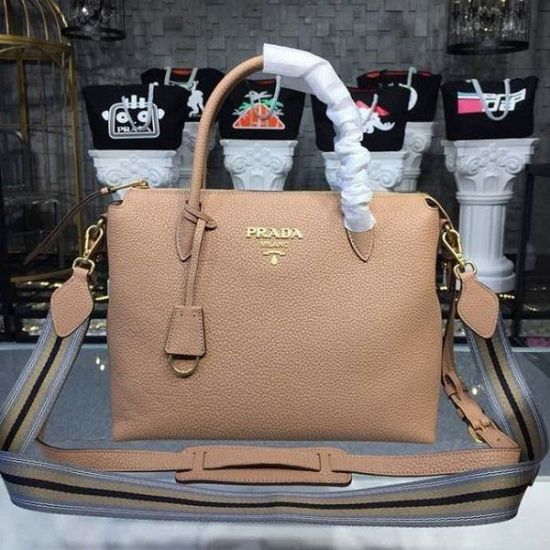 BOLSA PRADA CALF LEATHER 1BA157
