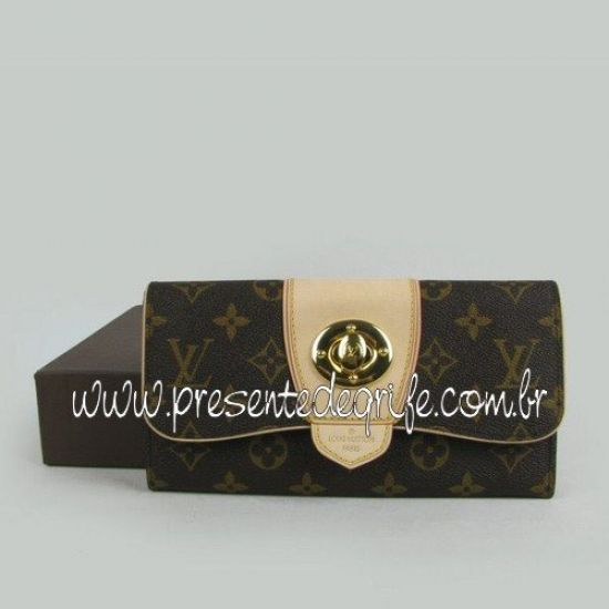 CARTEIRA LOUIS VUITTON MONOGRAM BOETIE