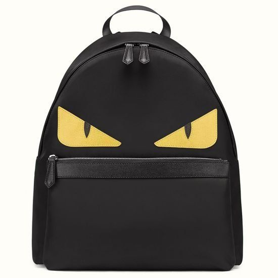 MOCHILA FENDI MONSTER NYLON 7VZ01207EF0R2A
