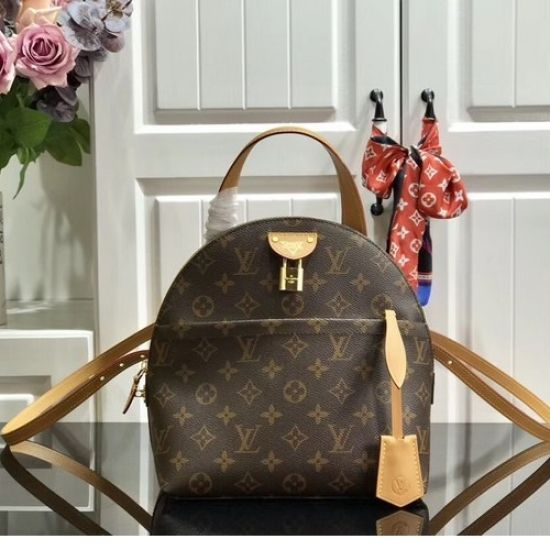 MOCHILA LOUIS VUITTON MONOGRAM CANVAS M44677