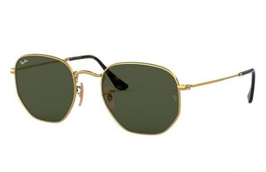 ÓCULOS DE SOL RAY-BAN RB3548N HEXAGONAL