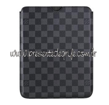 CAPA PARA TABLET LOUIS VUITTON COVER BLACK DAMIER
