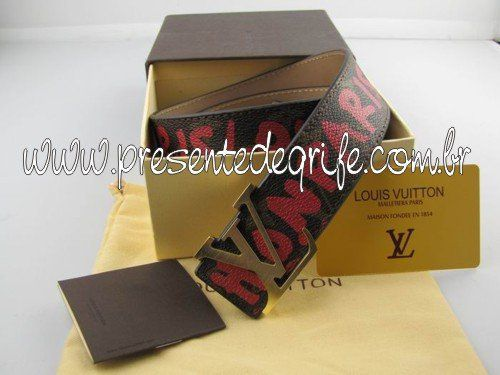 CINTO LOUIS VUITTON UNISSEX GRAFFITI