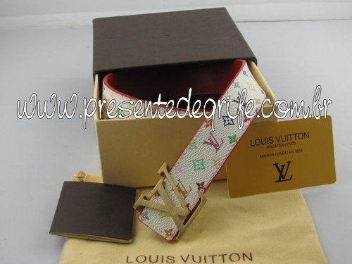 CINTO LOUIS VUITTON UNISSEX MULTICOLORE 02