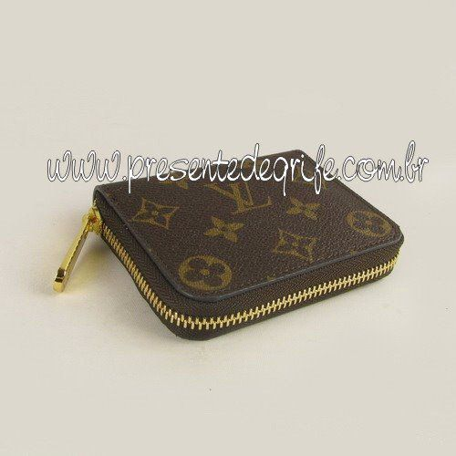 CARTEIRA LOUIS VUITTON ZIPPY COIN PURSE MONOGRAM