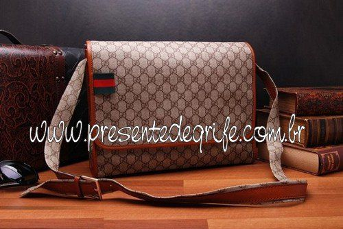 BOLSA GUCCI MESSENGER MEDIUM WITH BAG