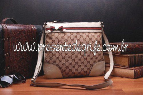 BOLSA GUCCI MAYFAIR BOW