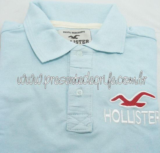 CAMISA HOLLISTER POLO HOL04 **OUTLET**