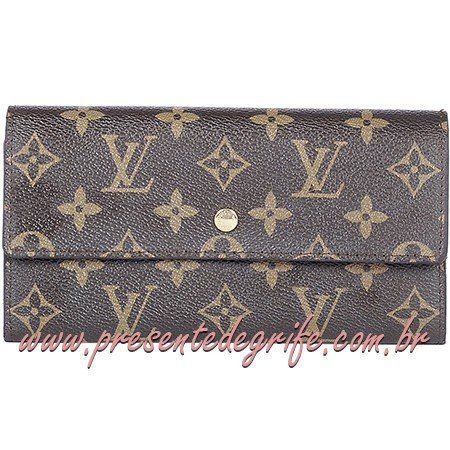 CARTEIRA LOUIS VUITTON MONOGRAM TRESOR 02