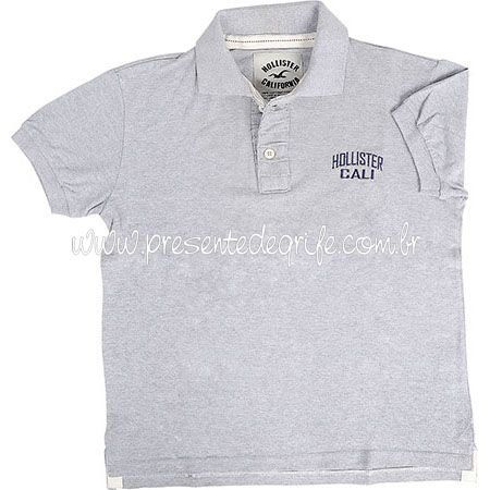 CAMISA HOLLISTER POLO CALI **OUTLET**