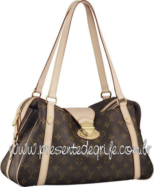 BOLSA LOUIS VUITTON STRESA MONOGRAM
