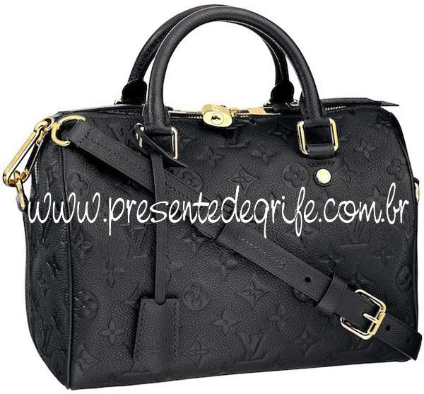 BOLSA LOUIS VUITTON SPEEDY EMPREINTE
