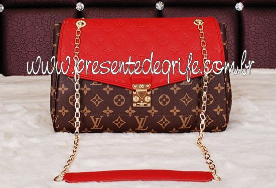 BOLSA LOUIS VUITTON PALLAS COVER MONOGRAM