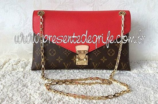 BOLSA LOUIS VUITTON PALLAS CHAIN