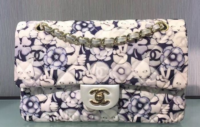 BOLSA CHANEL 2.55 EMOTICON