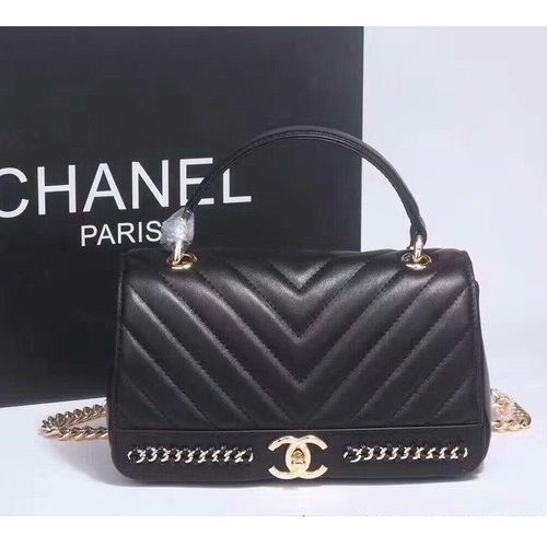 BOLSA CHANEL CLASSIC TOTE BAG SHEEPSKIN 36903
