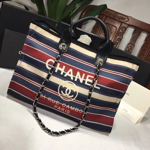 BOLSA CHANEL SHOPPING BAG A669