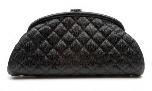 BOLSA CHANEL TIMELESS CLUTCH CAVIAR
