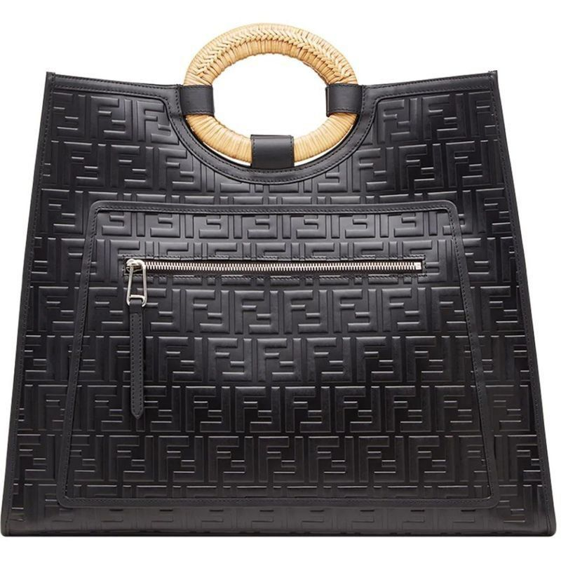 BOLSA FENDI RUNAWAY SHOPPER TOTE BAG