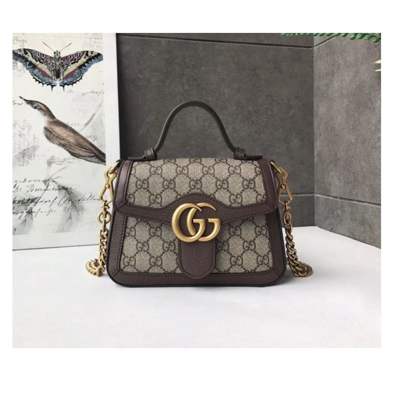 BOLSA GG MARMONT MINI TOP HANDLE 547260
