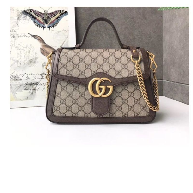 BOLSA GG MARMONT TOP HANDLE 498110