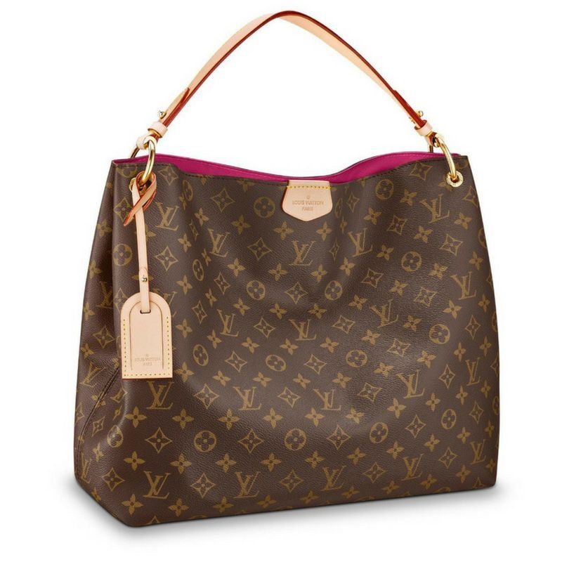 BOLSA LOUIS VUITTON GRACEFUL MONOGRAM M43700