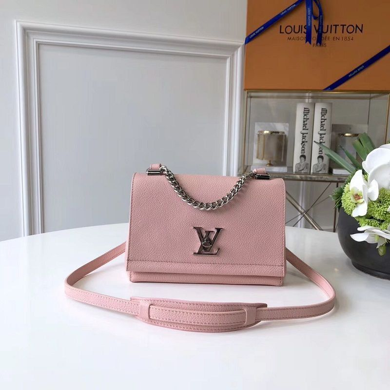 BOLSA LOUIS VUITTON LOCKME II BB M54576