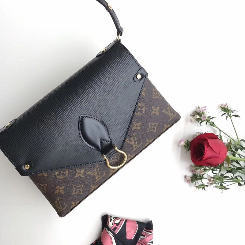 BOLSA LOUIS VUITTON SAINT MICHEL MONOGRAM M44030