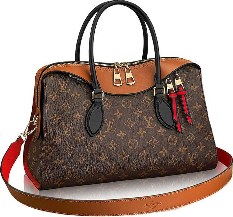BOLSA LOUIS VUITTON TUILERIES MONOGRAM M41456