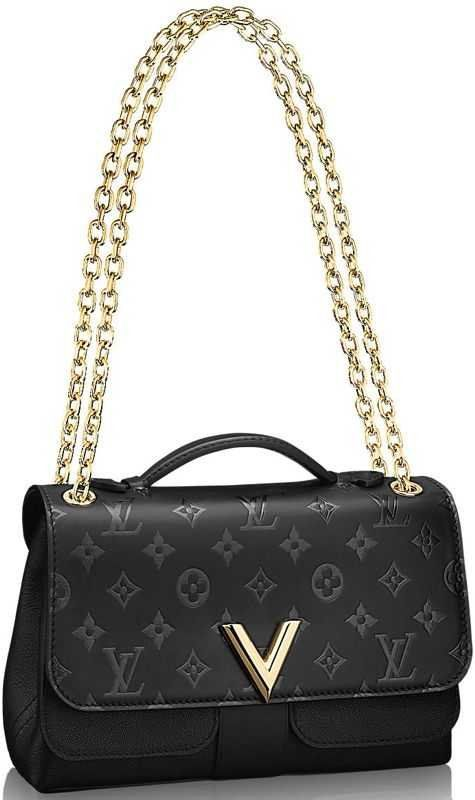 BOLSA LOUIS VUITTON VERY CHAIN M42899