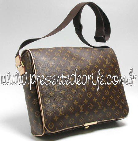 BOLSA PASTA LOUIS VUITTON MESSENGER ABBESSES UNISSEX